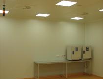 Cleanroom klasa D